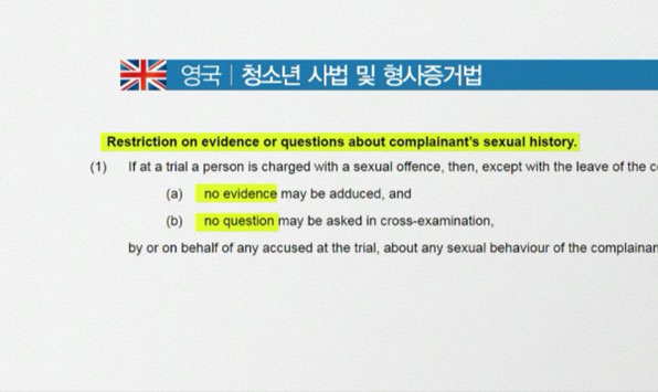 영국과 미국의 '방패법' 관련 조항들.