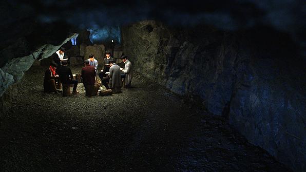 영화 '산상수훈'의 한 장면