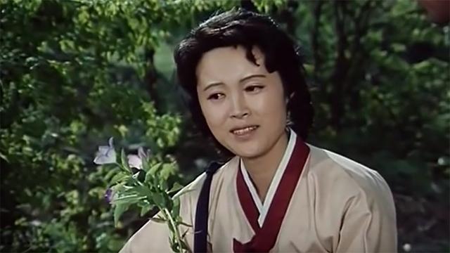 '도라지꽃' 오미란