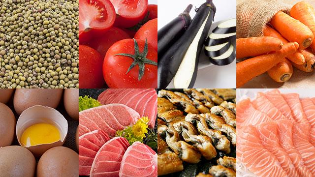 토마토 참치? 가지 장어? 당근 연어?…대체 단백질 시장!