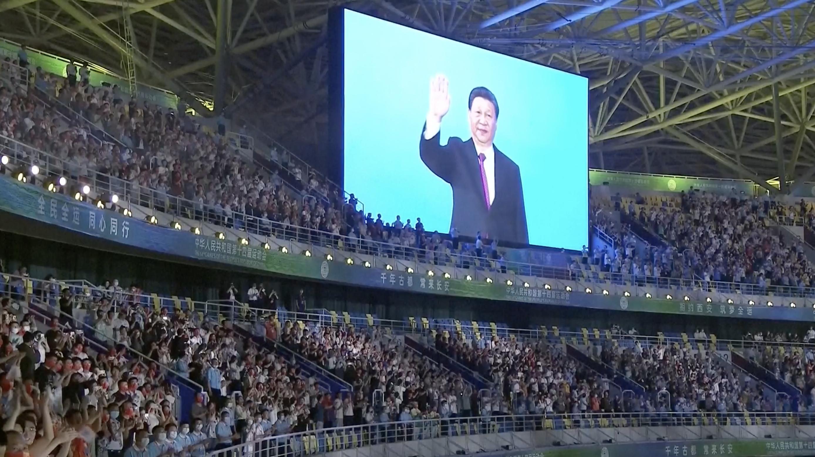 [특파원 리포트] 마스크 벗고 4만 명 빼곡…베이징 올림픽 향한 中 자신감 이면에는?