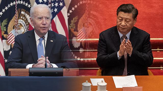 [특파원 리포트] 유엔 수장까지 말렸지만…'바이든 vs 시진핑' 날 세운 연설