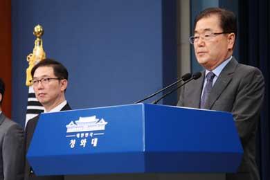 """[영상] """"김정은, 비핵화 의지 의심 국제사회 답답함 토로"""""""