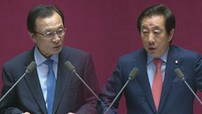 [영상] 이해찬 vs 김성태, 국회 교섭단체 대표연설 말·말·말