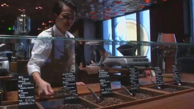 18조원 시장 중국 커피 대전