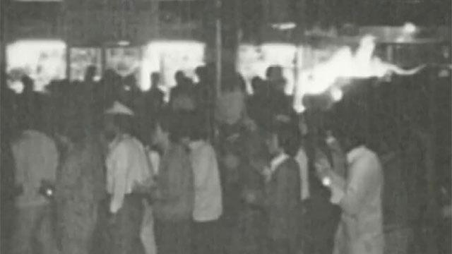 41년 전 그날의 광주…횃불 들고 평화 행진