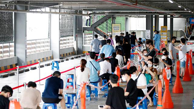 신규 확진 2,008명…수도권 확진자 1주 새 12% 증가