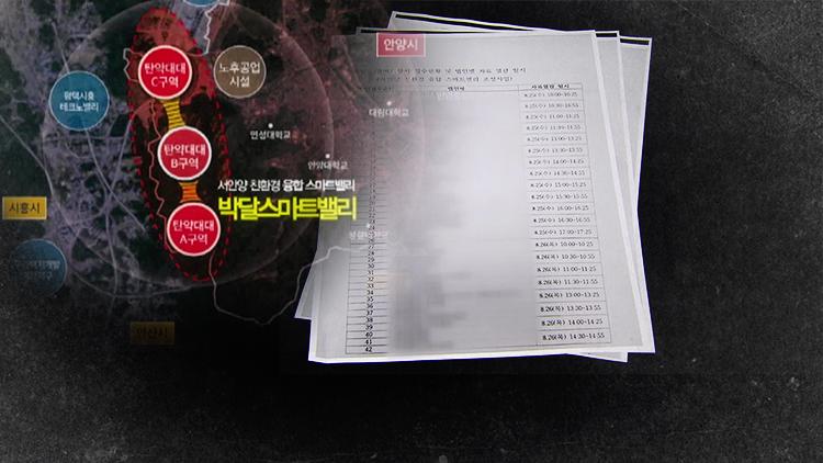 [단독] 대장동팀, 1조 원 규모 '박달스마트밸리'도 입찰 시도