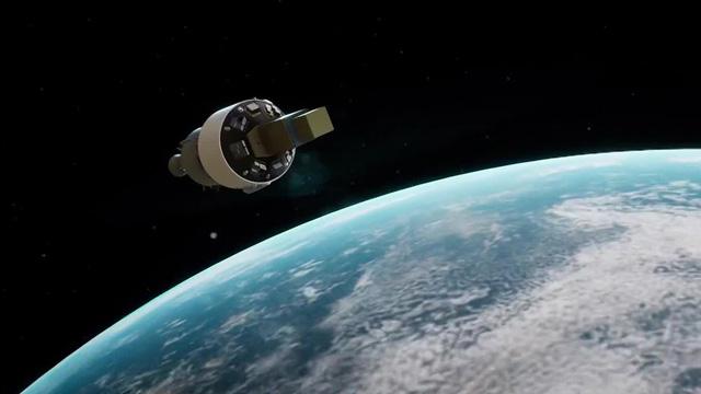 """""""주요 발사 단계 모두 이행""""…모형위성 궤도 안착 못 한 이유는?"""