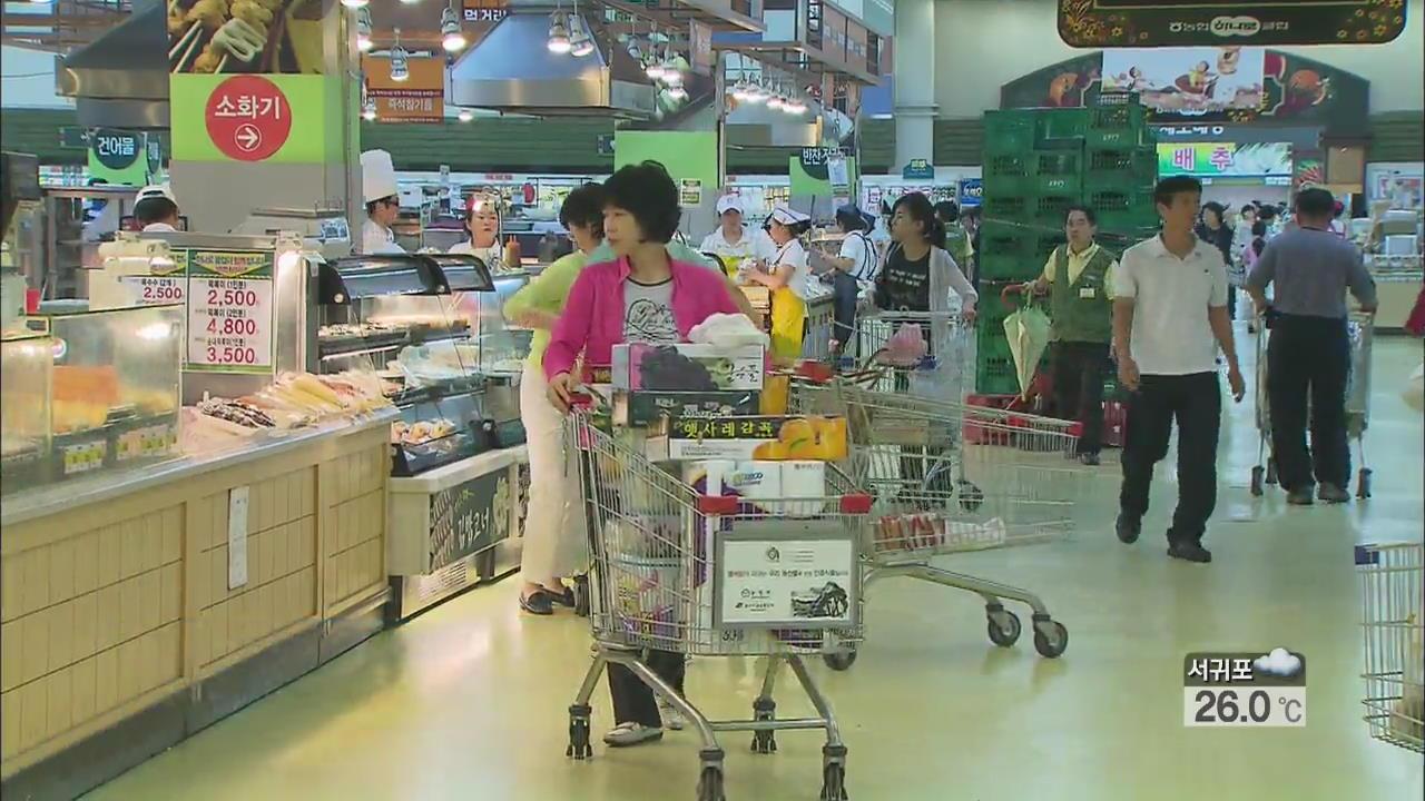 [생생경제] 추석 차례상 비용 2주 전보다 2% 하락