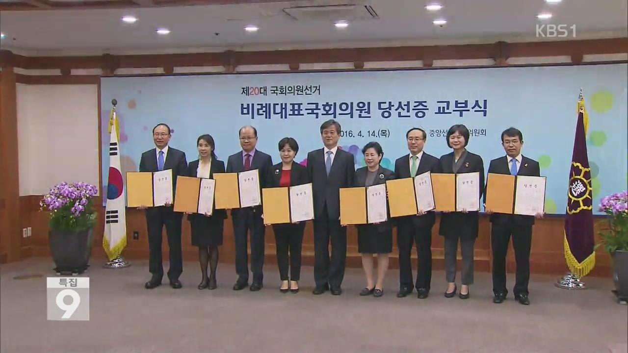 [앵커&리포트] 더민주 제1당…16년 만에 '여소야대'