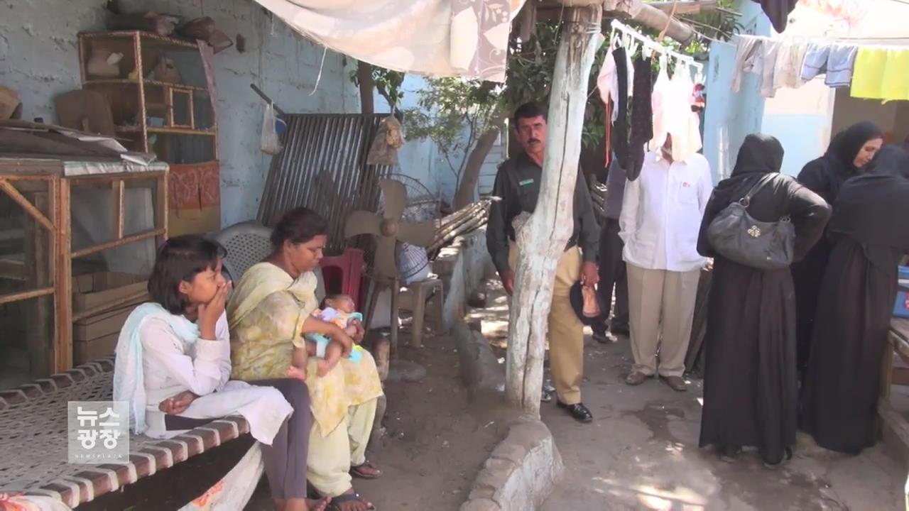 파키스탄 소아마비 3년 내 종식…막바지 '구슬땀'