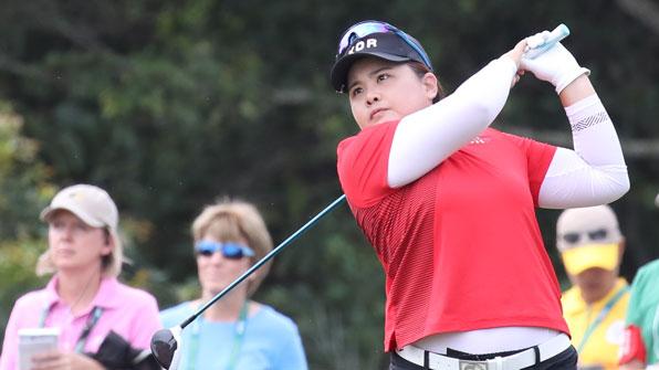 '골프 여제' 박인비, 116년 만에 열린 여자골프 금메달…손연재 4위 메달 무산