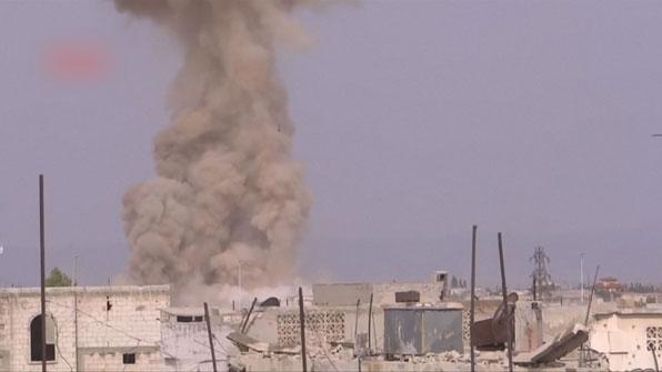 """[고현장] """"국제사회는 어디 있습니까?"""" 시리아 의사의 절규"""