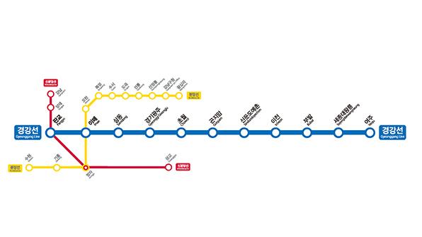 경기 성남~여주 복선전철 내일 개통…11개 역에 정차