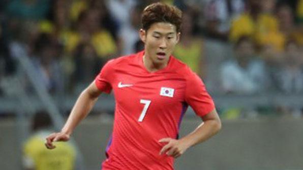 손흥민, FIFA.com 선정 '아시아 신성'에 이름 올려