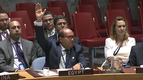 안보리, 핵실험금지 결의안 채택…8개국에 CTBT 비준 촉구