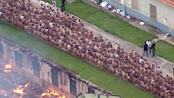 브라질서 교도소 수감자 또 '집단 탈옥'