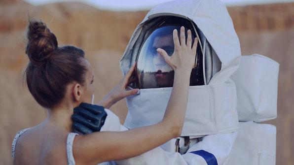 [고봉순] 우주에서 웨딩사진 찍어보셨나요?