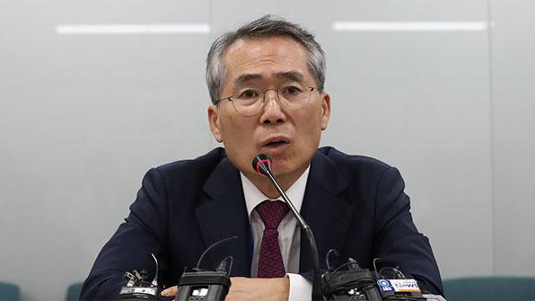 박 대통령, 중앙노동위원회 위원장에 박준성 내정
