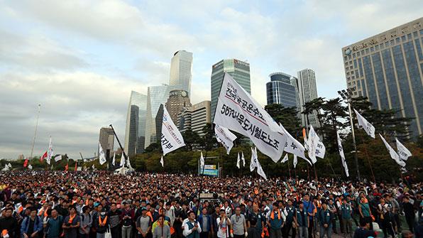 서울 지하철 노조 파업 중단…김포공항역 사고 심각성 고려