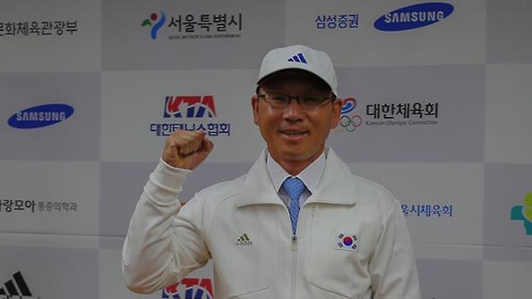 김재식 감독, 남자테니스 국가대표 사령탑 선임