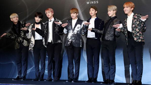 방탄소년단, 빌보드 '소셜 50' 등 3개 차트 1위