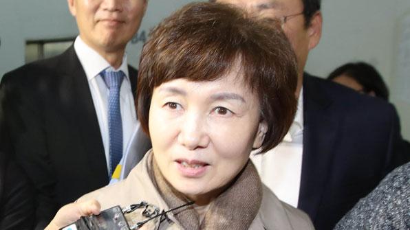 '최순실 딸 특혜입학 의혹' 이화여대 최경희 총장 사임