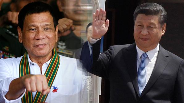 두테르테-시진핑 내일 정상회담…남중국해 안보 지형 바뀌나