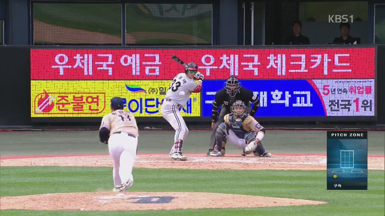 NC-LG, 2년만 PO 격돌…'약점을 공략하라'