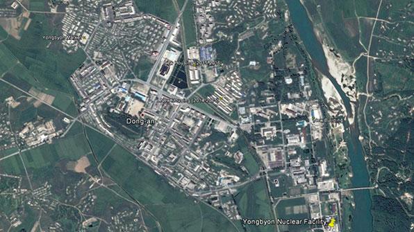 """""""北, 영변 핵단지 근처 새 아파트 건설 계속"""""""