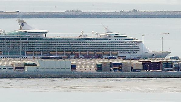 '기상 악화' 인천∼백령도 등 8개 항로 여객선 통제