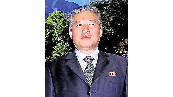 """""""독일주재 北대사 곧 교체…'삼수' 끝에 후임자 승인"""""""