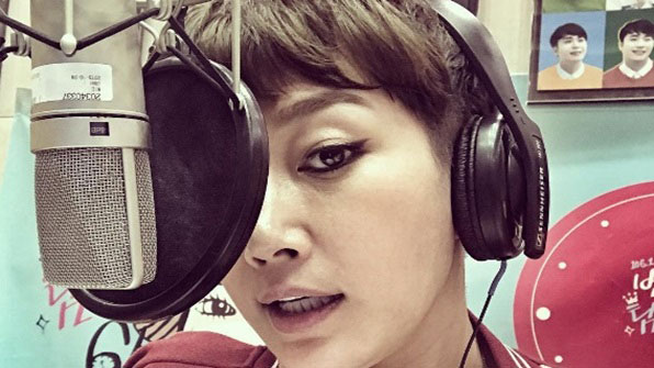[K스타] '워킹맘' 변정수, 딸과의 저녁 위해 DJ 하차