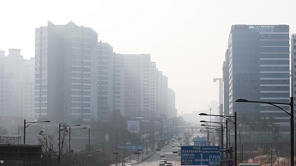 수도권 고농도 미세먼지 발생시 '비상저감조치' 발동