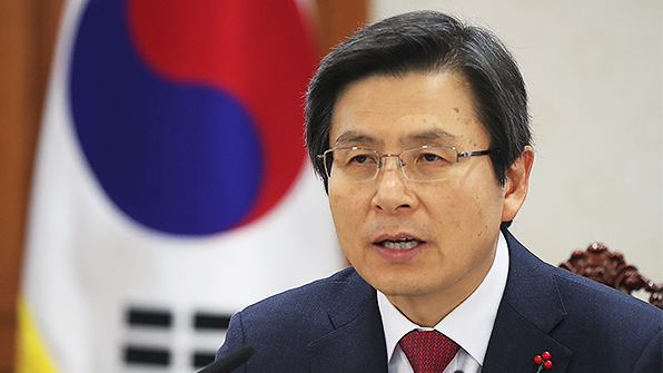 """황 총리 """"동절기 미세먼지 취약 현장 특별단속"""""""
