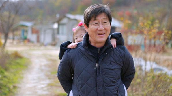 '하빠'의 원조…전직 경찰서장 할아버지