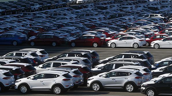 국내 자동차업체 11월 판매 동반 상승…파업 종료·신차 효과 영향