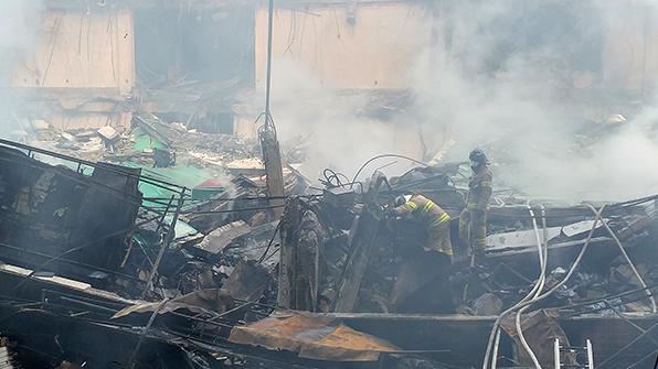 대구 서문시장 화재 관련 범정부 지원협의체 구성