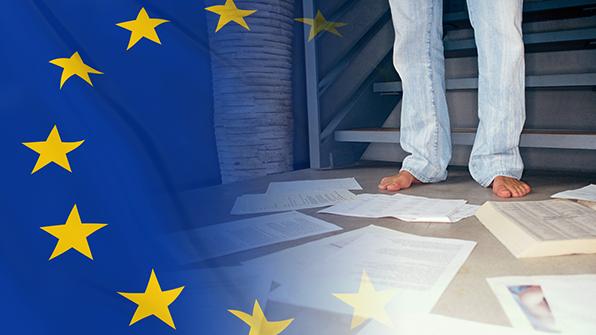 """""""EU 10월 실업률 8.3%…2009년 2월 이후 최저치"""""""