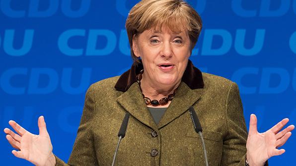 """메르켈, G20 의장국 맡으며 """"세계화 역류 반대"""""""