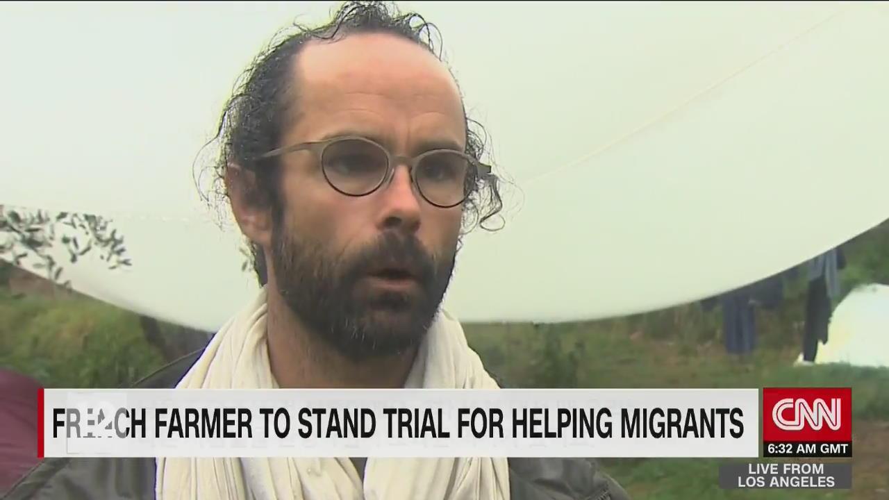 불법 이민자들 도와준 프랑스 농부 피소