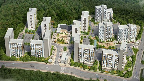 남양주·성남에 신혼부부 대상 임대주택 '행복주택리츠' 건설
