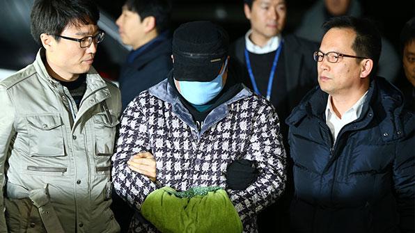 검찰, '조희팔 2인자' 강태용 무기징역 구형