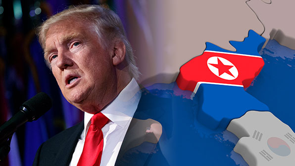 "WSJ ""트럼프, 유엔과 별도로 대북 독자 제재 해야"""