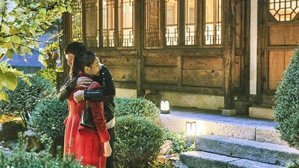 [금비 6회] 오지호-박진희, 따뜻했던 첫 포옹