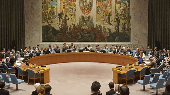 北 아태평화위, 유엔 안보리 제재결의 비난 성명