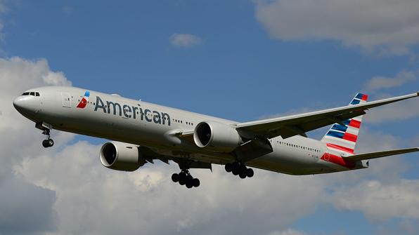 아메리칸 항공 여객기 '기체 결함' 결항