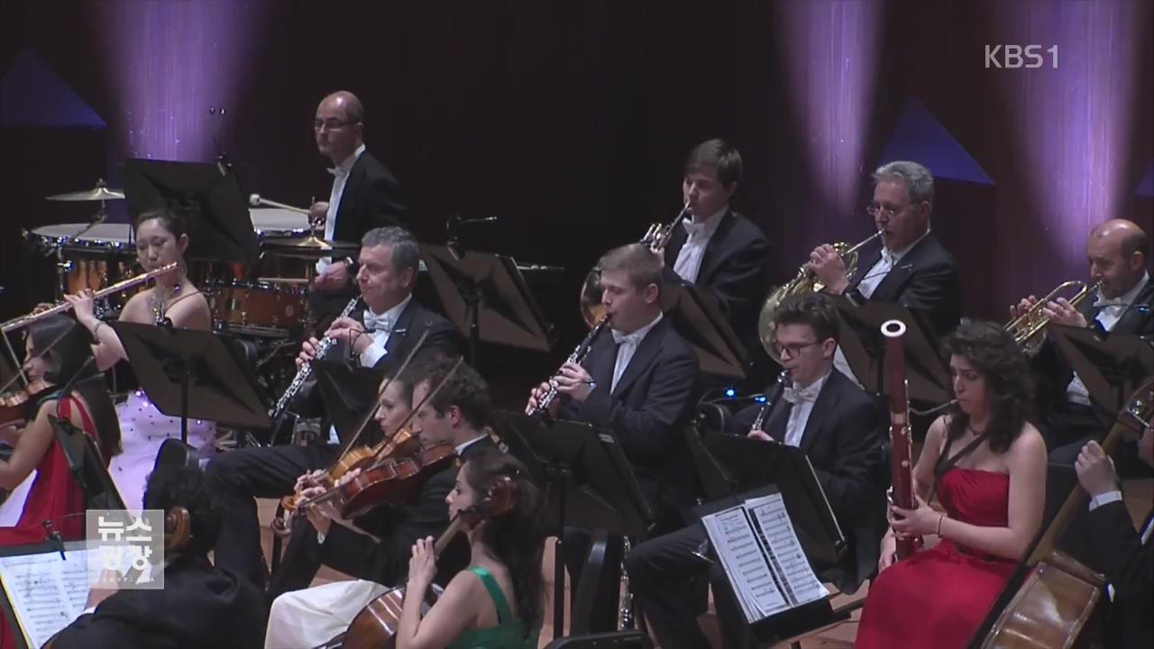 비엔나 왈츠 오케스트라 내한공연
