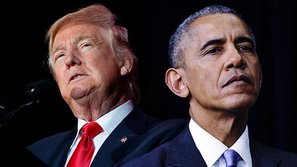 오바마 '트위터 대통령'…트럼프보다 팔로워수 4배